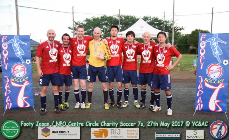 Cup Runners Up: BEFC Reds