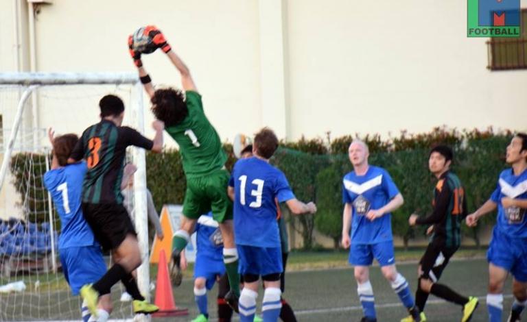 Vagabonds vs Lions Keeper's Ball