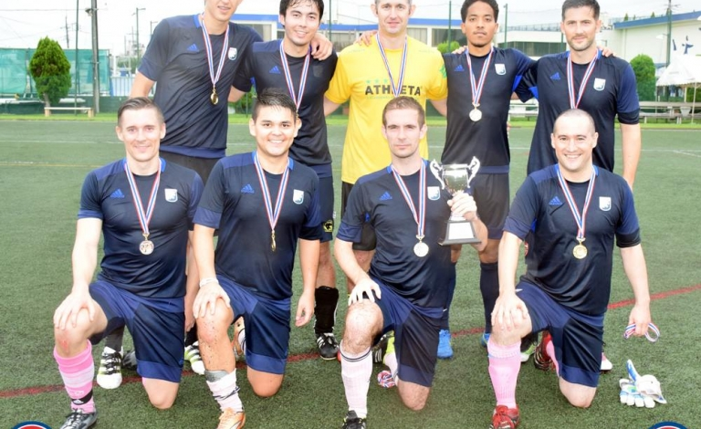 Panthers FC Cup Runners Up
