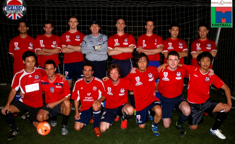 British Embassy FC, TML Season 12