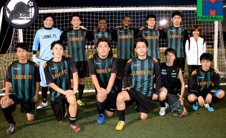Lions  FC:: TML 13