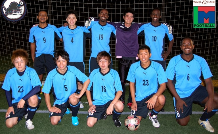 Lions FC Team