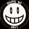 GUTS SC badge