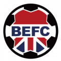 British Embassy Football Club Badge