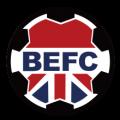 British Embassy Football Club Badge