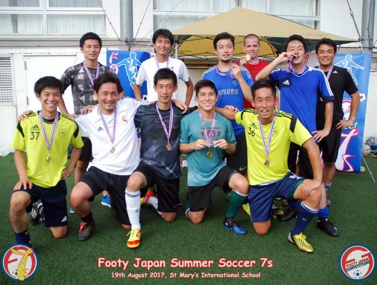 Summer 7s Champions 2017: Collezione FC