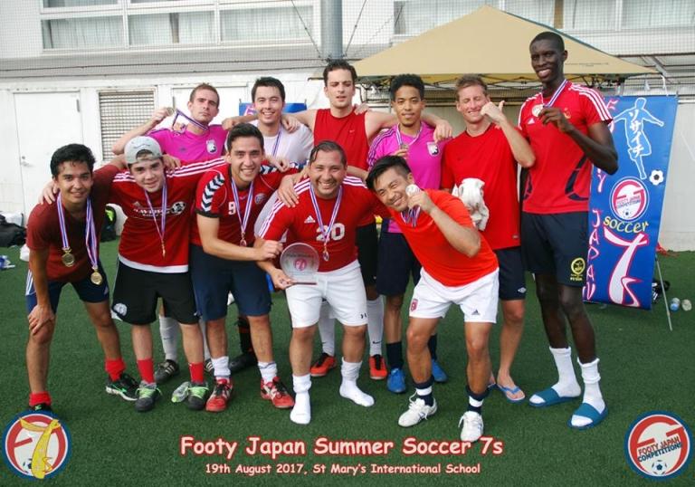 Plate Champions 2017: Yokosuka Strikers