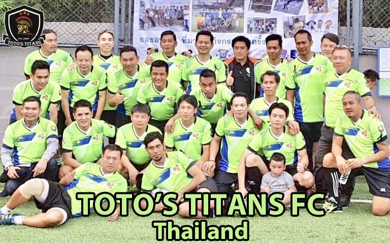 Toto's Titans