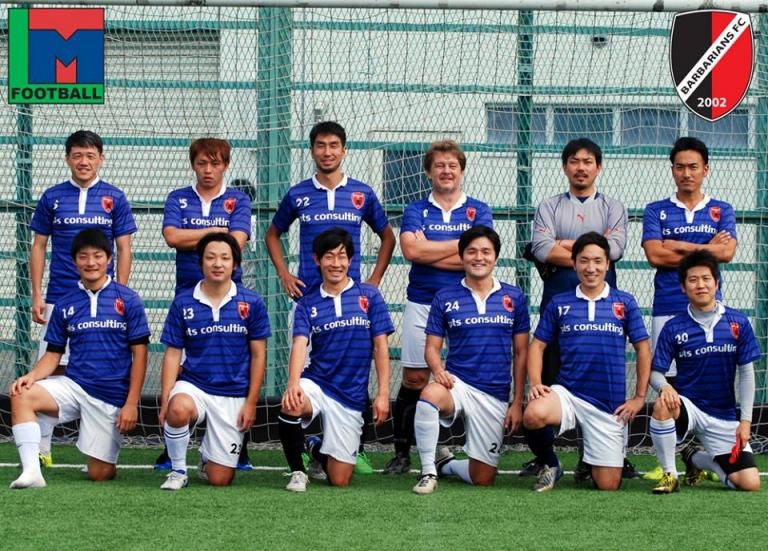Barbarians FC TML 14