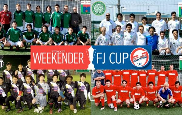 FJ Weekender Cup 6 Plate Final 2012