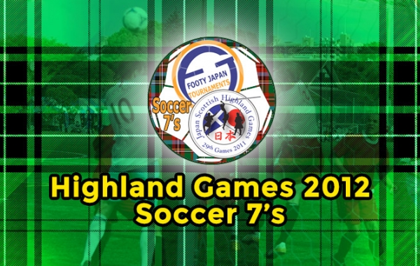 Highland Games Soccer 7's 2012