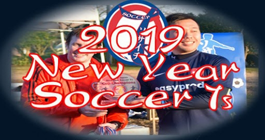 New Year Soccer 7s 2019