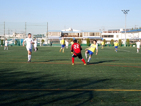 Yokohama Country and Athletics Club